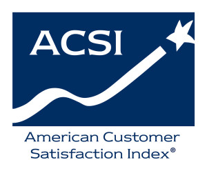 American Customer Satisfaction Index (ACSI) Revised Logo